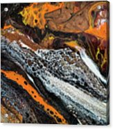 Chobezzo Abstract Series 1 Acrylic Print