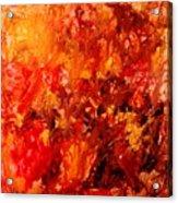 Chocolate Cherry Kiss Acrylic Print
