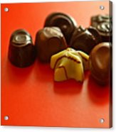 Chocolate Delight Acrylic Print