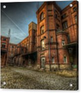 Chocolate Factory Acrylic Print