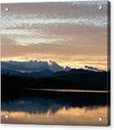 Chocorua At Sunset 2 Acrylic Print
