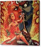 Chod Maithuna Acrylic Print