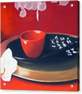 Chopsticks Acrylic Print