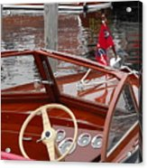 Chris Craft Sea Skiff Acrylic Print