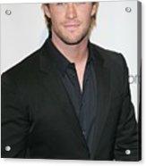 Chris Hemsworth In Attendance For 2011 Acrylic Print by Everett