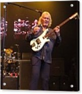 Chris Squire  -yes Acrylic Print