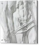 Christ 1b Acrylic Print