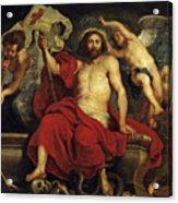 Christ Triumphant Over Sin And Death Acrylic Print