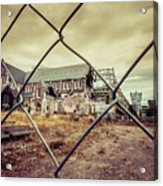 Christchurch Cathedral Acrylic Print