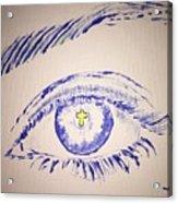 Christian Eye Acrylic Print