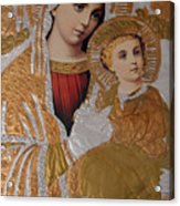 Christianity - Mary And Jesus Acrylic Print