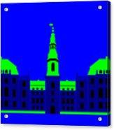 Christiansborg Palace Acrylic Print