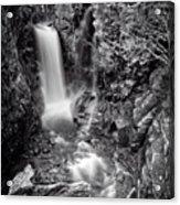 Christine Falls, Mt Rainier National Park Acrylic Print