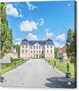 Christinehofs Slott Entrance Acrylic Print