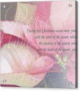 Christmas 1 Acrylic Print