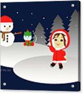 Christmas #6 Acrylic Print