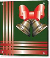 Christmas Bells 2 Acrylic Print