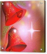 Christmas Bells Acrylic Print