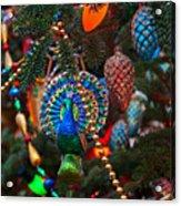 Christmas Bling #1 Acrylic Print