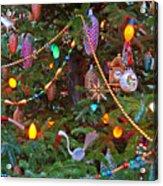 Christmas Bling #2 Acrylic Print