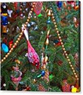 Christmas Bling #5 Acrylic Print