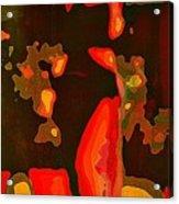 Christmas Bliss Acrylic Print