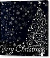 Christmas Card 10 Acrylic Print