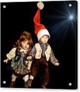Christmas Card 2017 - 1 Acrylic Print