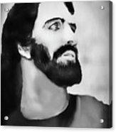Christmas Card - Jesus Acrylic Print