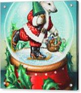 Christmas Cheer Acrylic Print