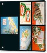 Christmas College 2 Acrylic Print