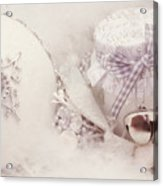 Christmas Decorations Acrylic Print