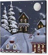 Christmas Eve Acrylic Print