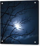 Christmas Eve Night Acrylic Print