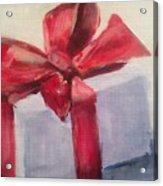 Christmas Gift Acrylic Print