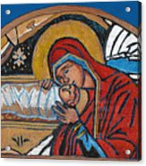 Christmas Icon 1 Acrylic Print