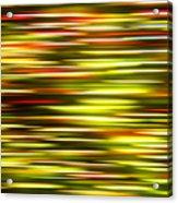 Christmas Lights Pan  Acrylic Print
