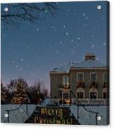 Christmas Lights Series #2 Acrylic Print