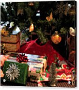 Christmas Memories Acrylic Print