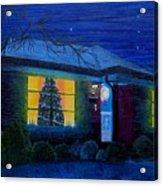 The Image Of Christmas Past Acrylic Print