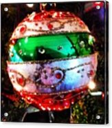 Christmas Ornament Acrylic Print