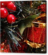 Christmas Time Is Here Acrylic Print