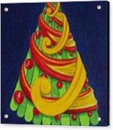 Christmas Tree No. Three Acrylic Print