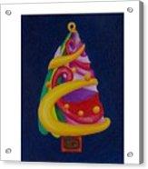 Christmas Tree No. Two Acrylic Print