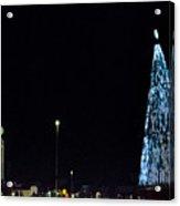 Christmas Tree San Salvador 3 Acrylic Print