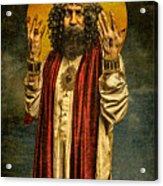 Christus Resurrexit Acrylic Print