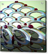 Chrome Sundae Acrylic Print