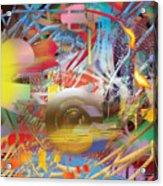Chronicoss Acrylic Print