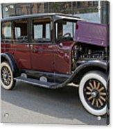 Chrysler 1926 Acrylic Print