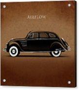 Chrysler Airflow 1934 Acrylic Print